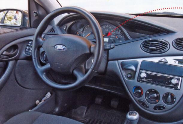 форд фокус 1 инструкция по эксплуатации